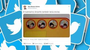 Tuit de @bensonsenora
