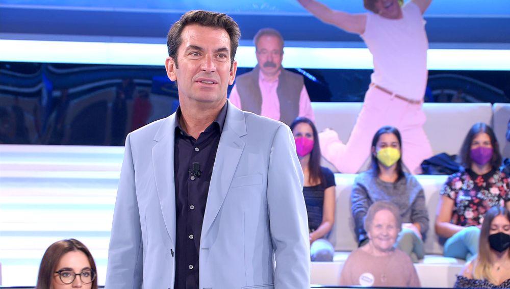 """La profunda decepción de Arturo Valls con un espectador de '¡Ahora caigo!': """"¡Qué asco!"""""""