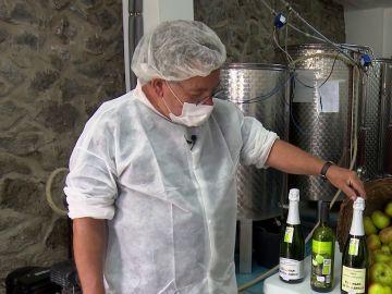 La mejor sidra del mundo está en Canarias