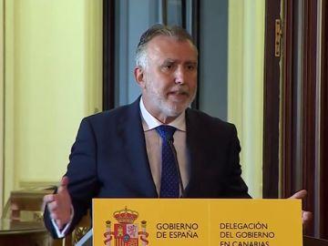 El Gobierno de Canarias se niega a quedarse con todos los inmigrantes