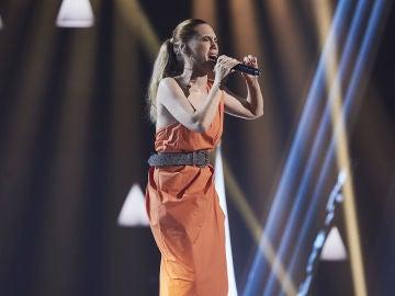 Johanna Polvillo canta 'My all' en la Fase Final de 'La Voz'