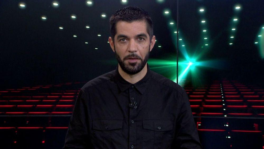 Gonzalo del Prado explica los estrenos de cine