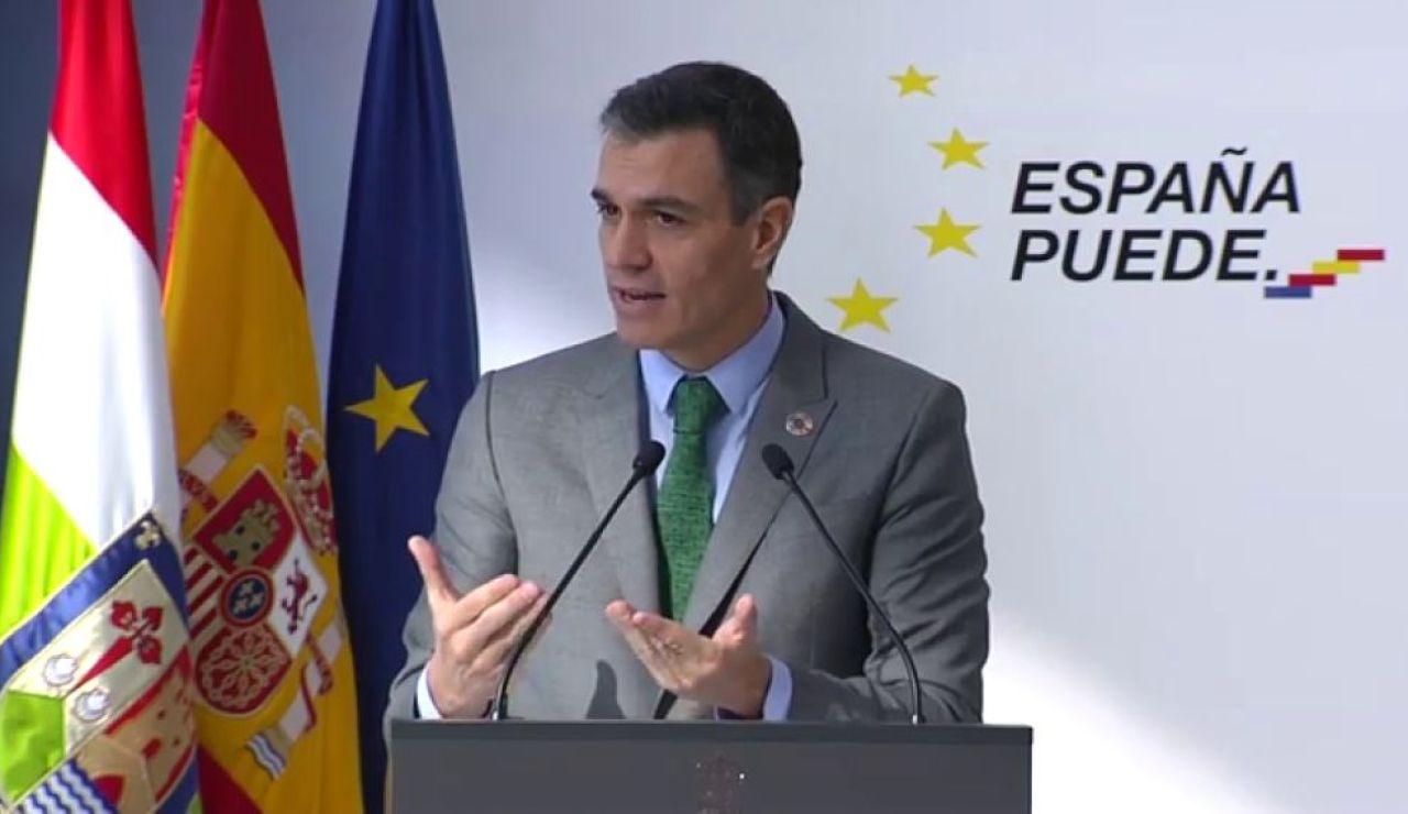"""A3 Noticias 1 (20-11-20) Pedro Sánchez anuncia que """"una parte muy sustancial de la población española"""" será vacunada en el primer semestre de 2021"""