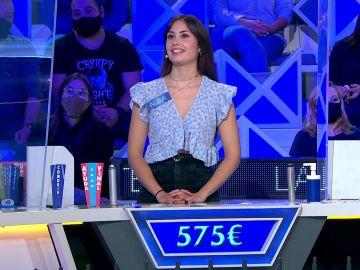 La ejemplar y reñida remontada con la que Alba 'roba' la final a Marta en 'La ruleta de la suerte'