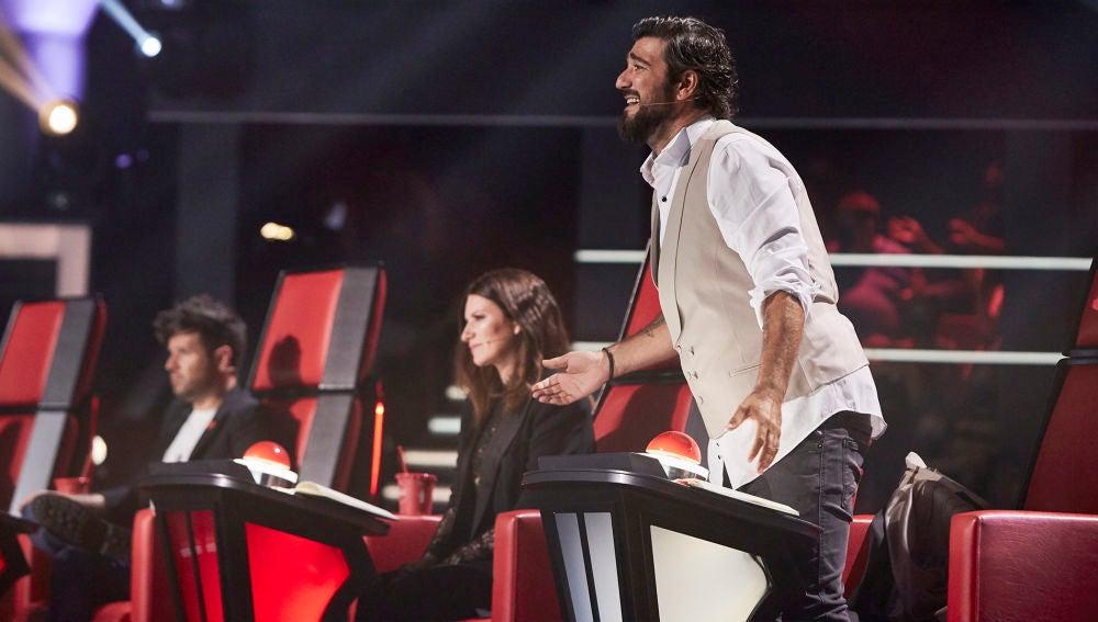"""Esta noche, conoceremos a los semifinalistas de 'La Voz': """"Esta fase va a ser apasionante y muy emocionante"""""""