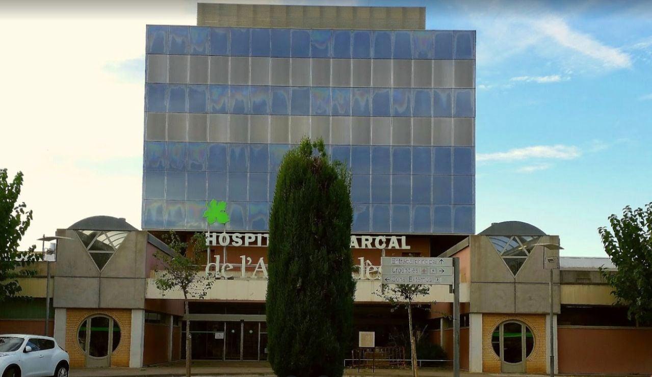 Hospital Comarcal de l'Alt Penedès