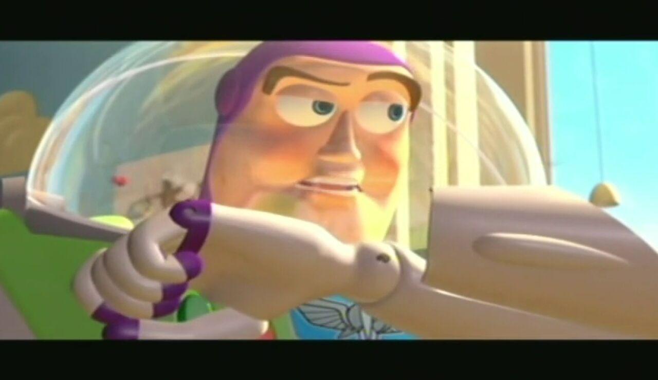 Toy Story y su frase icónica 'hasta el infinito y más allá' cumplen 25 años