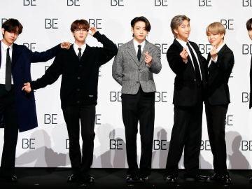 El grupo surcoreano BTS lanza su nuevo disco con mensaje especial a sus fans por la pandemia