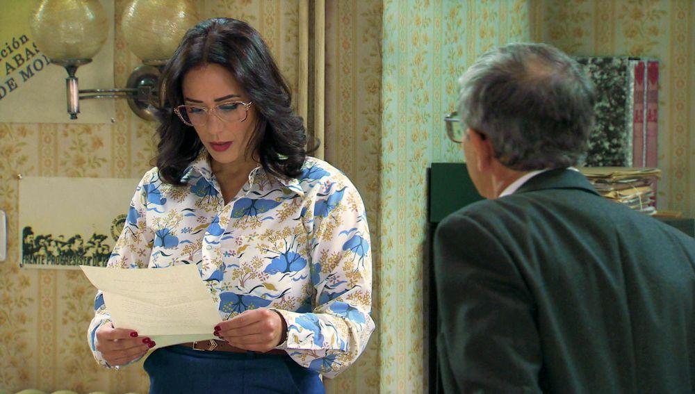 Cristina, con la clave en sus manos para ganar el caso de Beatriz Alba