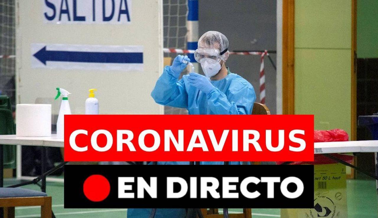 Últimas noticias del coronavirus en España el sábado 21 de noviembre, última hora en directo