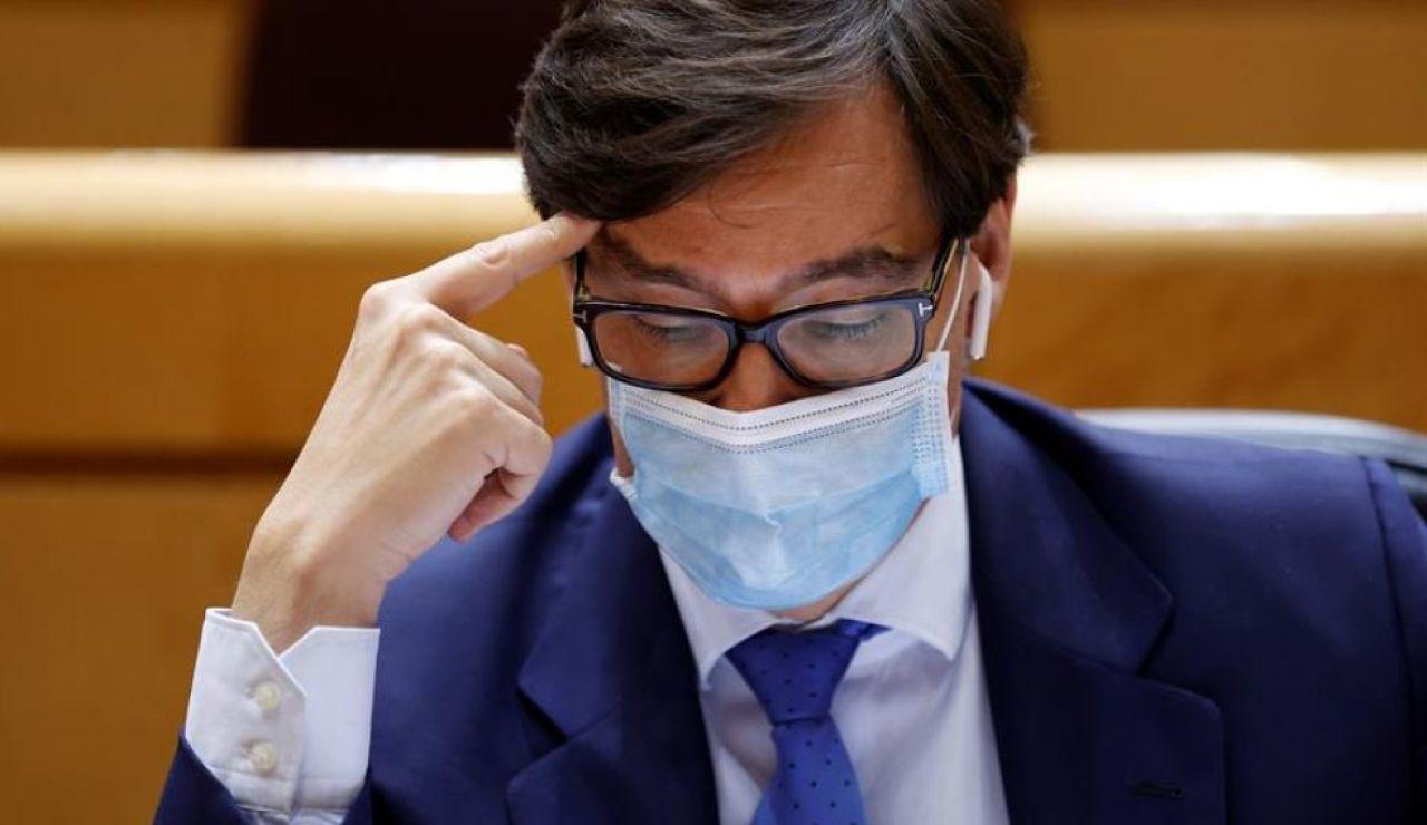 """A3 Noticias Fin de Semana (21-11-20) Salvador Illa afirma que la vacunación del coronavirus empezará en enero y en julio esperan """"tener a la mayoría de la población inmunizada"""""""