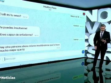 Crean una App a la que insultar para generar un diccionario de palabras malsonantes