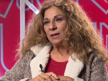 """Lolita Flores reacciona meses después sobre el """"discrepo"""" de María Isabel"""