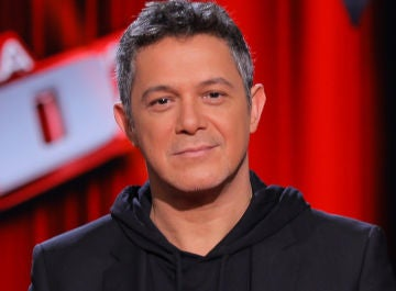 Alejandro Sanz, coach de 'La Voz'