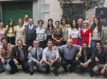 El elenco de la sexta temporada de 'Amar es para siempre'