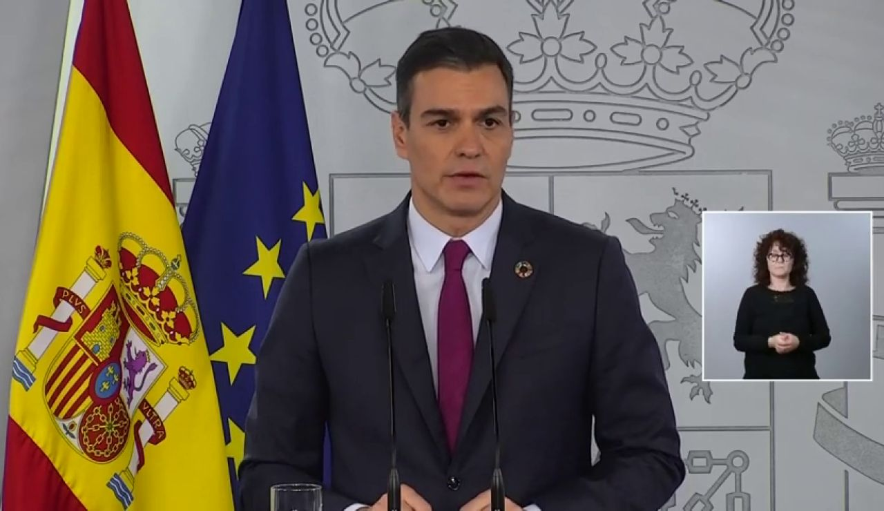 La estrategia de vacunación contra el coronavirus anunciada por Pedro Sánchez