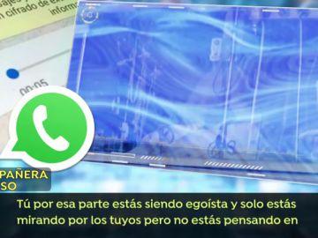 La historia viral de Elena Cañizares, la enfermera con coronavirus a la que sus compañeras querían echar del piso