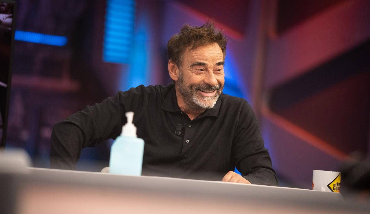 """El espectacular cambio físico de Eduard Fernández para su última serie: """"Adelgacé 15 kilos"""""""