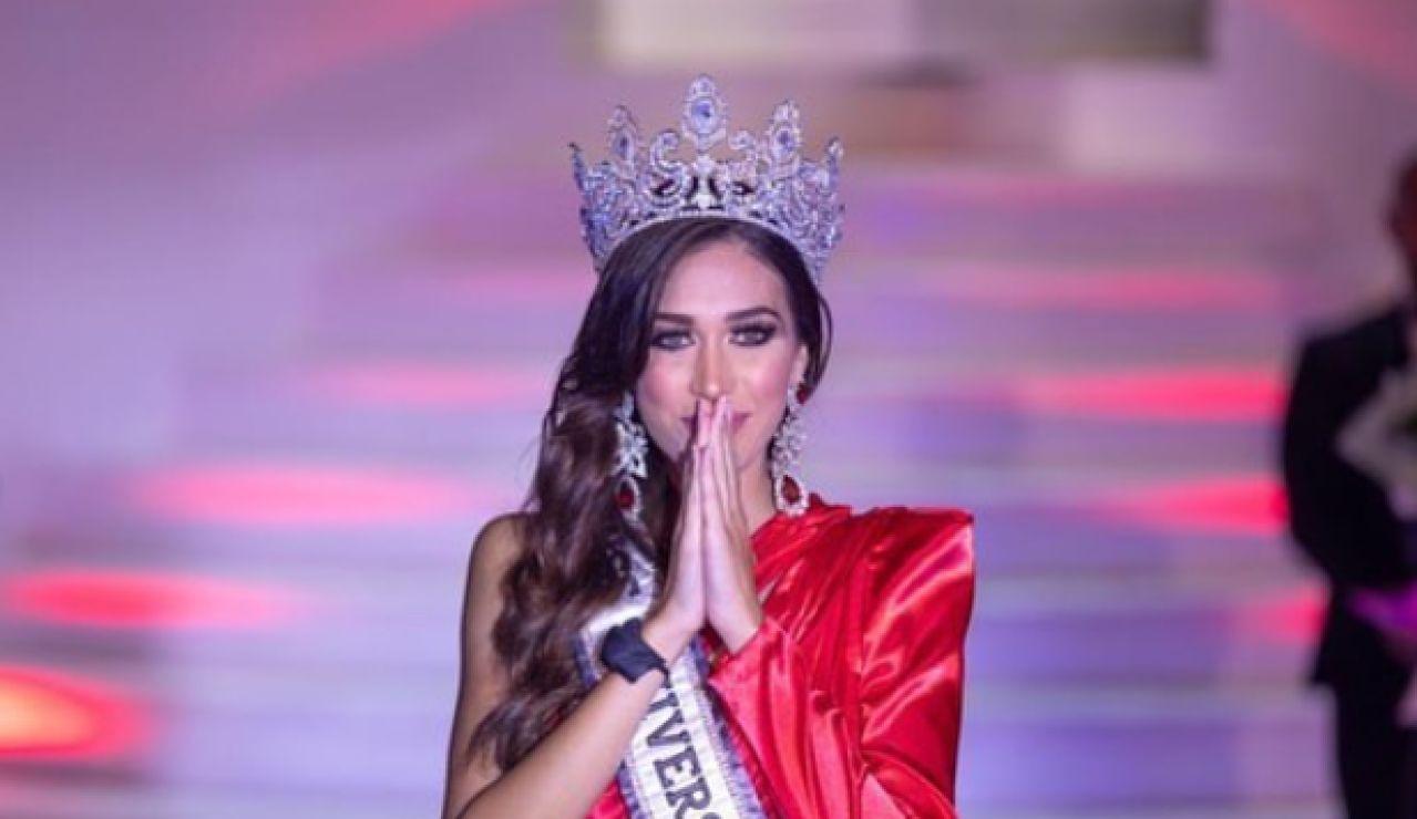 Andrea Martínez, elegida nueva Miss Universo España 2020