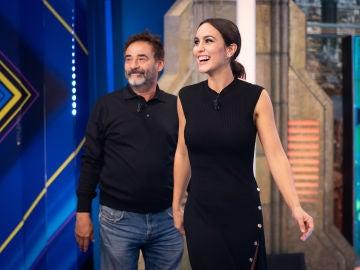 Revive la entrevista completa de Megan Montaner y Eduard Fernández en 'El Hormiguero 3.0'