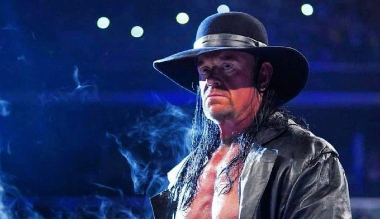 Undertaker (El Enterrador) se despide de la WWE después de 30 años de carrera