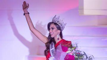 Andrea Martínez, la nueva Miss Universo España, que es políglota y jugadora de baloncesto