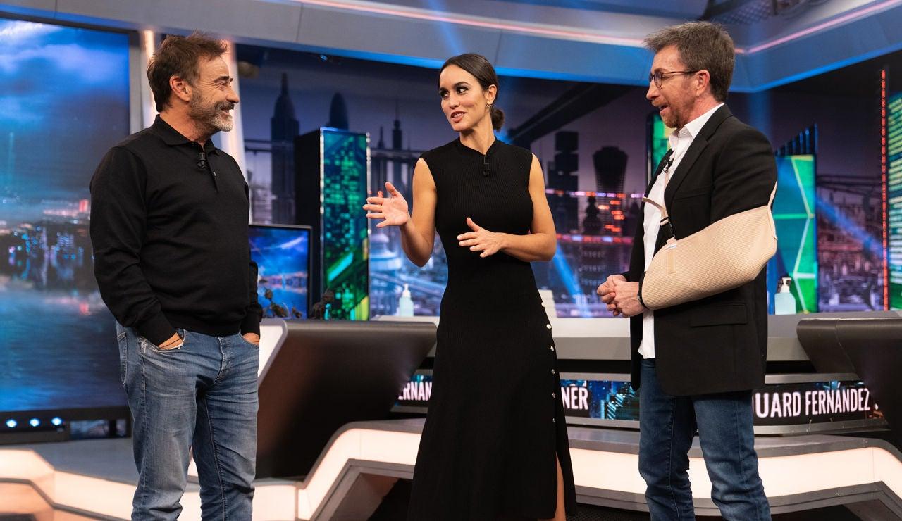 """El inesperado toc de Eduard Fernández, explicado en 'El Hormiguero 3.0': """"Es un poco complicado"""""""