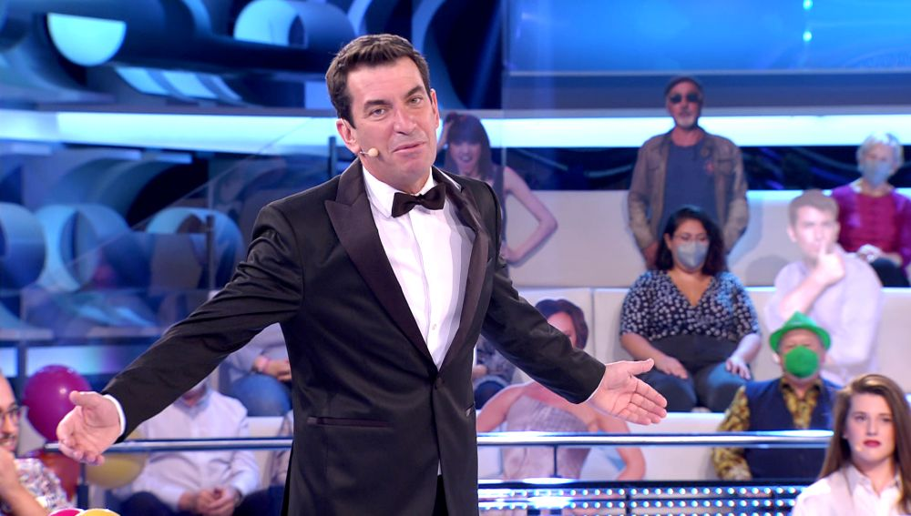 ¡Imperdonable! Arturo Valls, indignado por el peor fallo jamás visto en '¡Ahora caigo!'