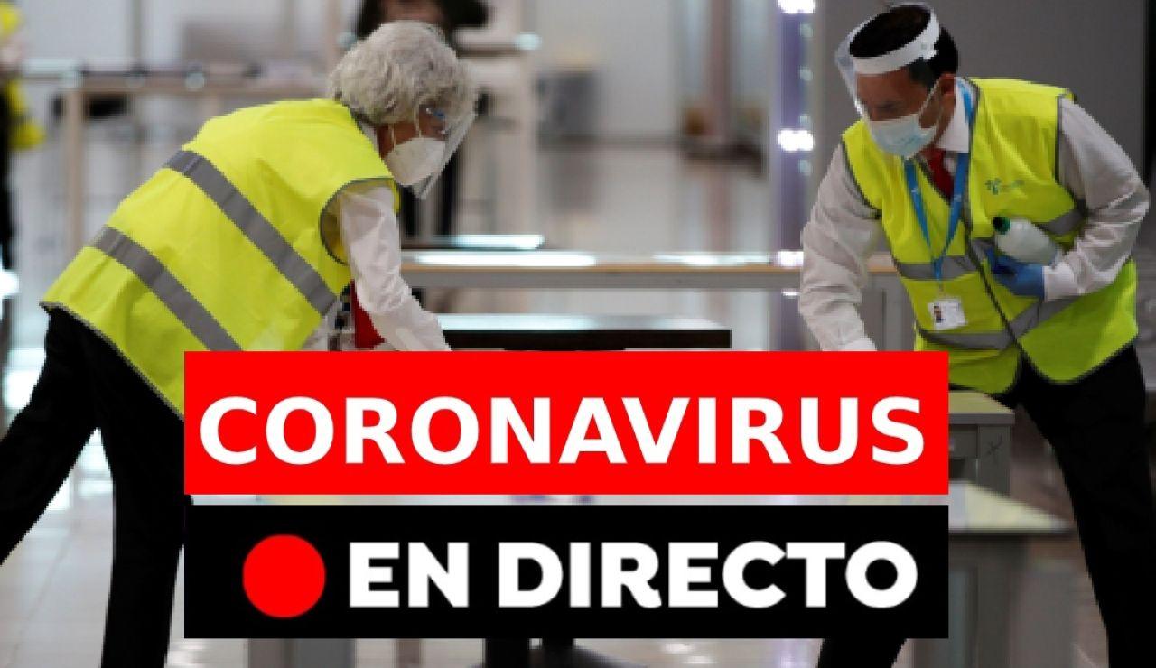 Coronavirus España: Nuevas medidas y restricciones en directo