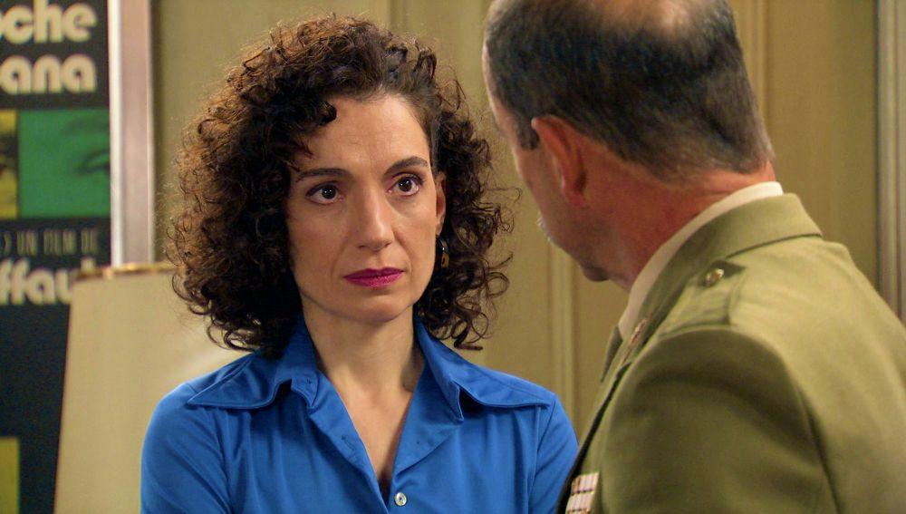 Beltrán responde a la sugerente pregunta de Estefanía sobre su ausencia en la reunión