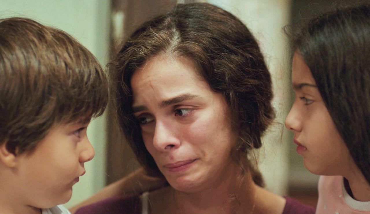 """Bahar revela la verdad más dura sobre Sarp a Nisan y Doruk: """"Ya no va a volver"""""""