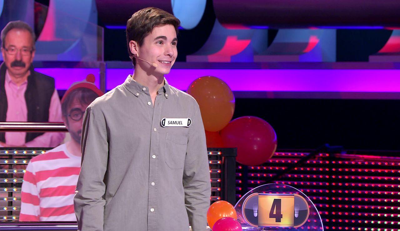 Un concursante de '¡Ahora caigo!' sorprende a Arturo Valls por su intención de casarse... ¡con sólo 21 años!