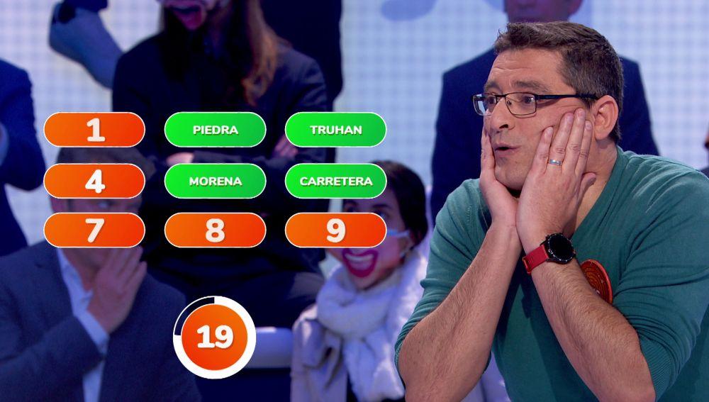 Julio Iglesias rompe la mala racha de Luis en '¿Dónde Están?'