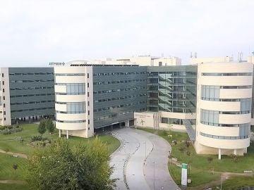El hospital del PTS de Granada