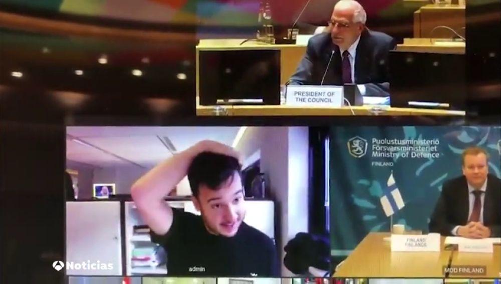 La Unión Europea revisa su seguridad tras colarse un periodista en una reunión de ministros de Defensa