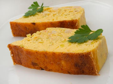 Pastel de puerros y gambas: una de las recetas más especiales para Karlos Arguiñano