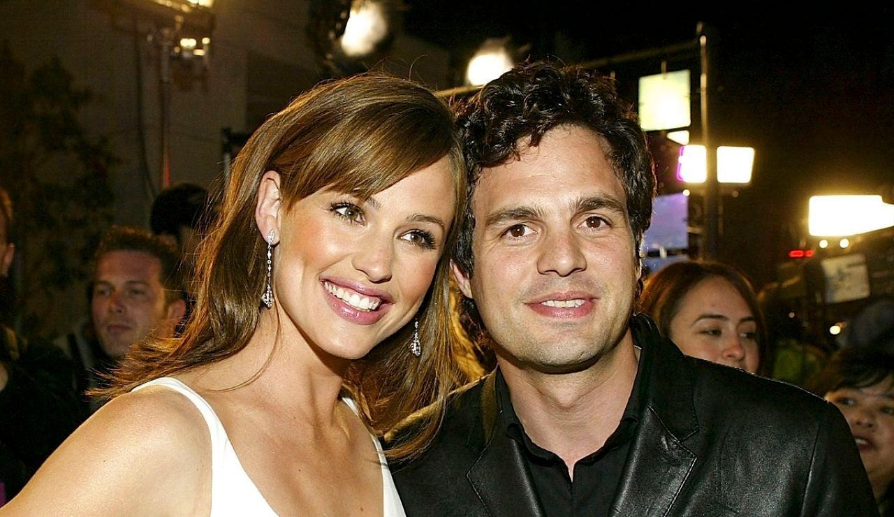 Jennifer Garner y Mark Ruffalo
