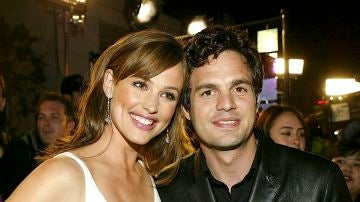 Jennifer Garner y Mark Ruffalo