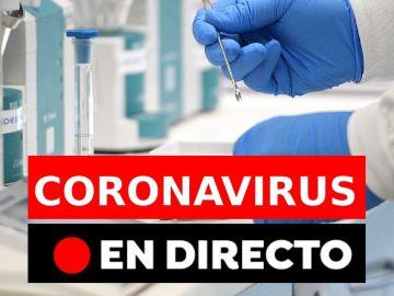 Coronavirus España: última hora sobre la vacuna de Oxford, restricciones y datos de contagios y muertos