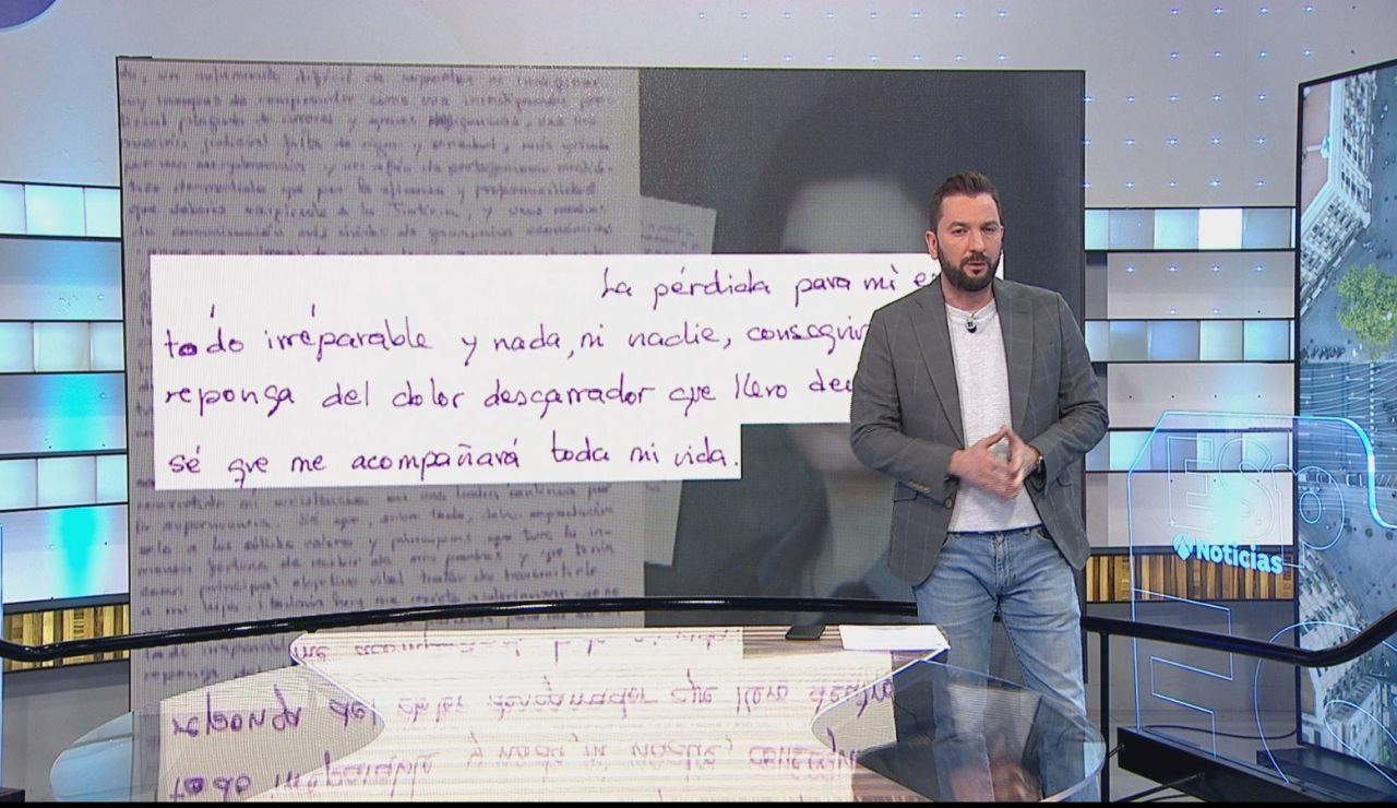 Rosario Porto cartas