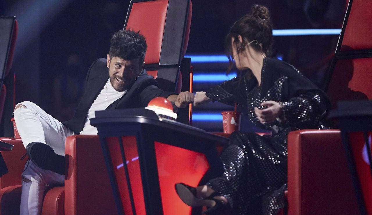 El viernes, una Semifinal llena de emoción, lágrimas y la despedida de los equipos de 'La Voz'