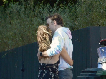 Olivia Wilde y Jason Sudeikis, muy acaramelados tras salir a la luz su separación
