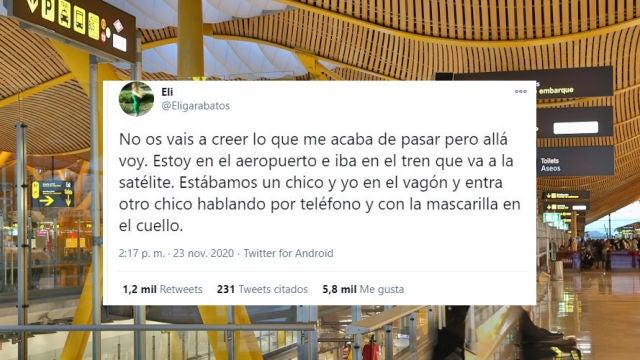 Tuit de @eligarabatos