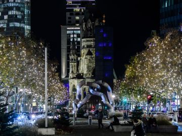 Navidad del coronavirus en Europa