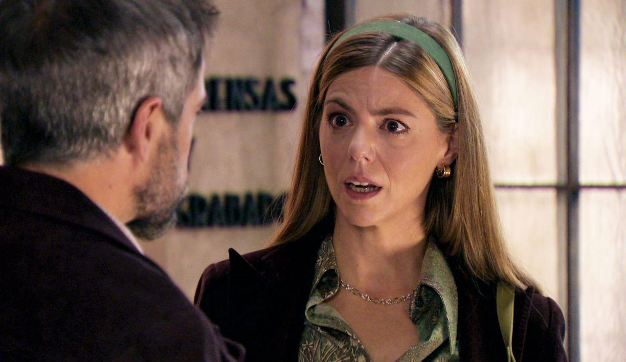 Maica, terriblemente preocupada por Gorka al conocer su secreto del pasado