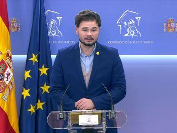 El Gobierno consigue un acuerdo sobre presupuestos con ERC que suma a los de PNV y Bildu