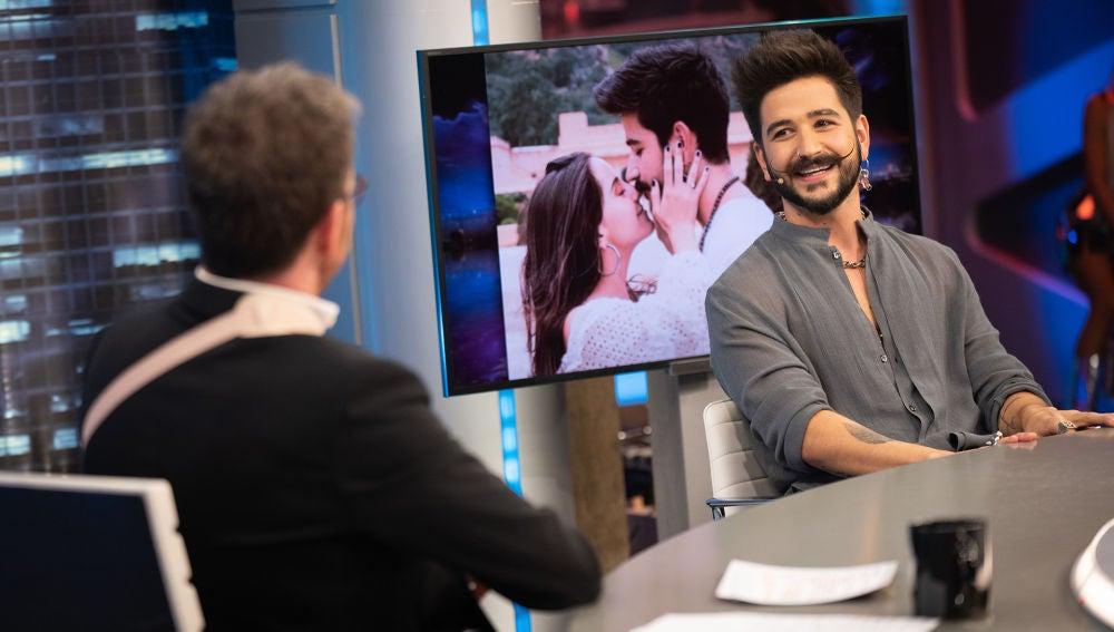 """Pablo Motos sobre la impresionante pedida de mano de Camilo a Evaluna: """"Si no se casa ella, me caso yo"""""""