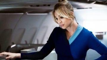 'The flight attendant'