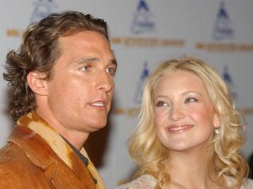 Matthew McConaughey y Kate Hudson