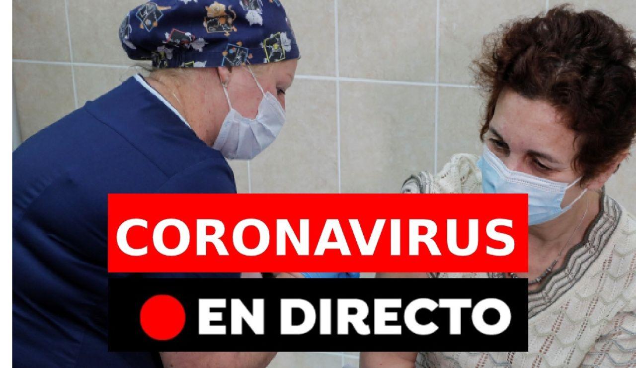 Coronavirus España: Última hora de las medidas para Navidad y el plan de vacunación, en directo